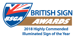 bsa 2018 Highly Commended